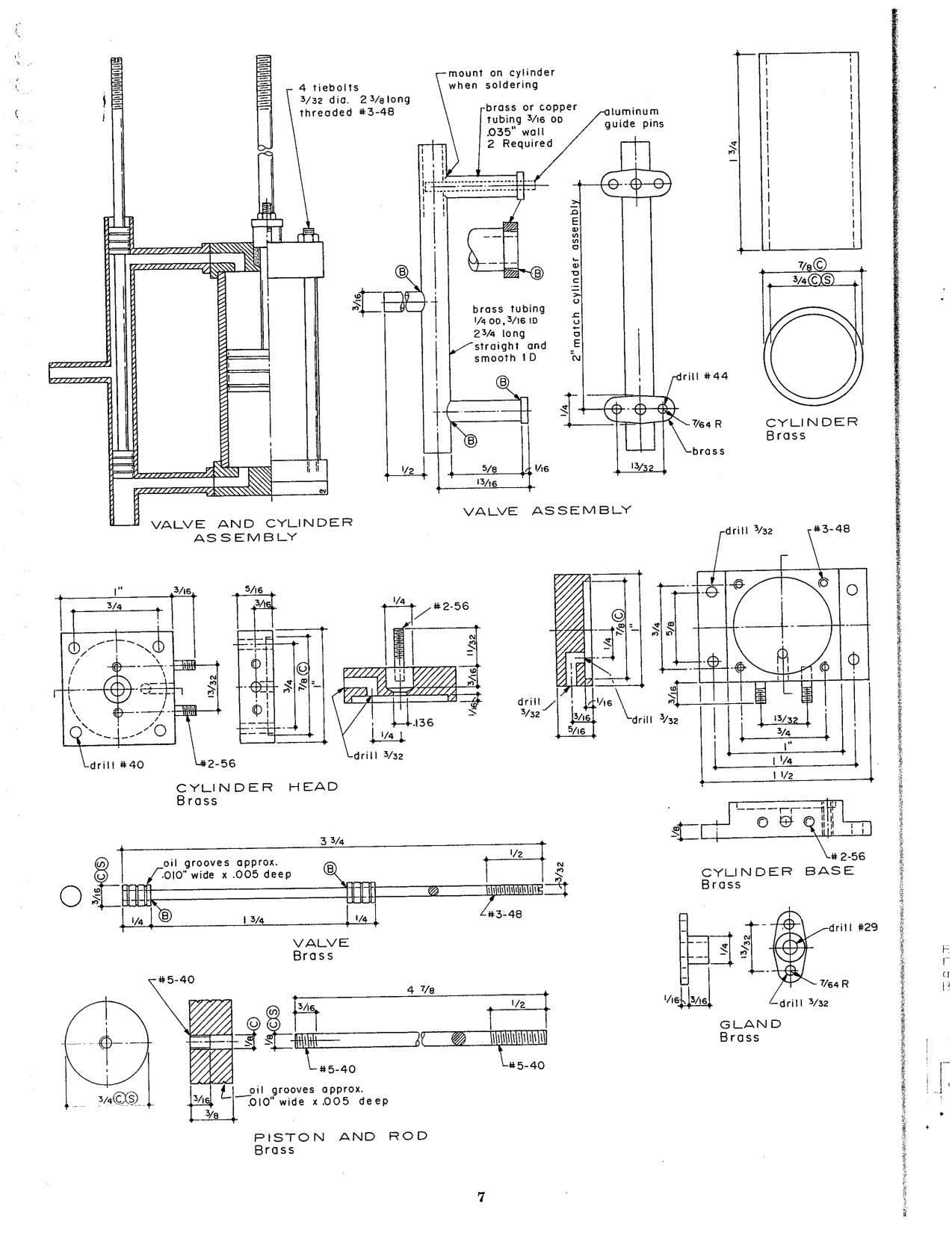 Steam Engine Plans By Torque63