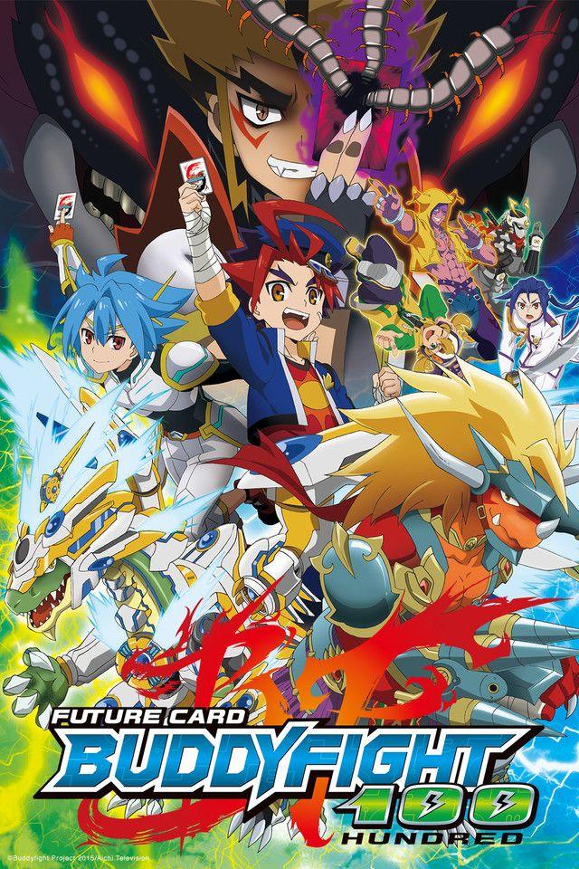 Crunchyroll Future Card Buddyfight Full episodes