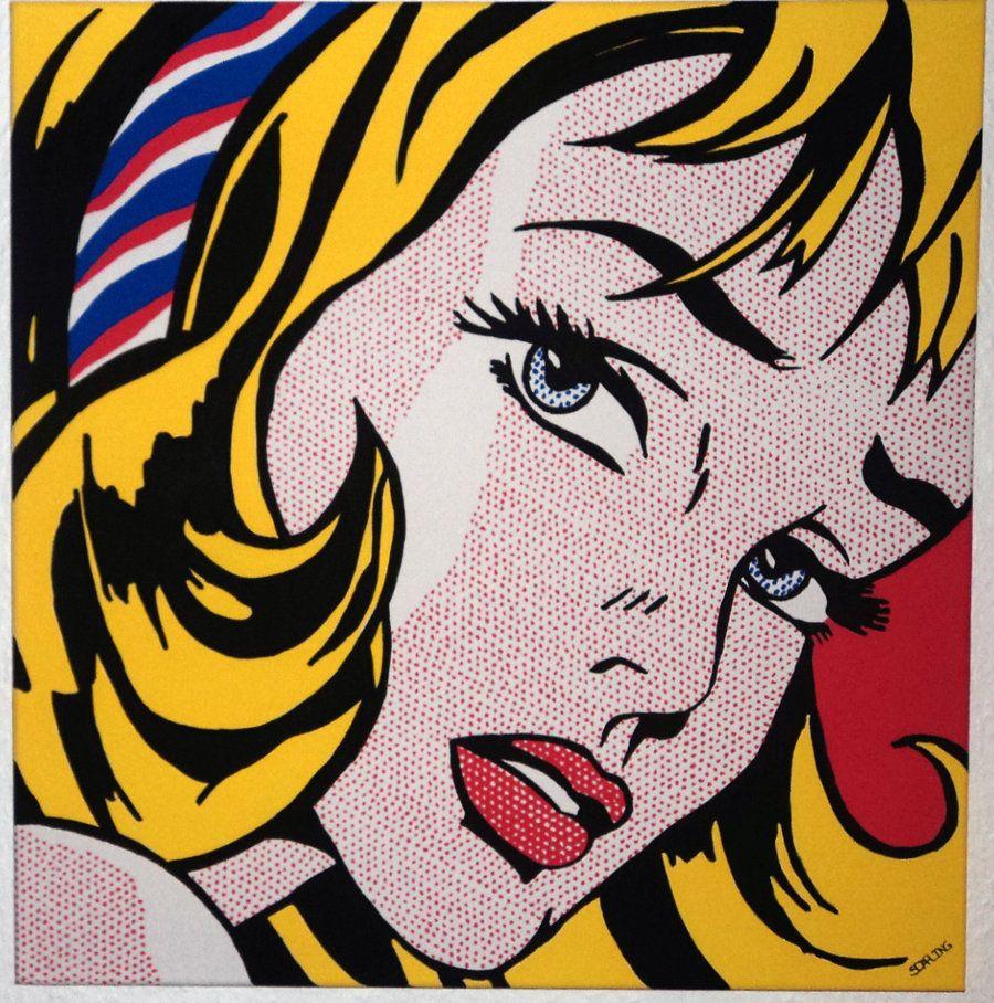 Roy Lichtenstein Elements of Design COLOR Pinterest