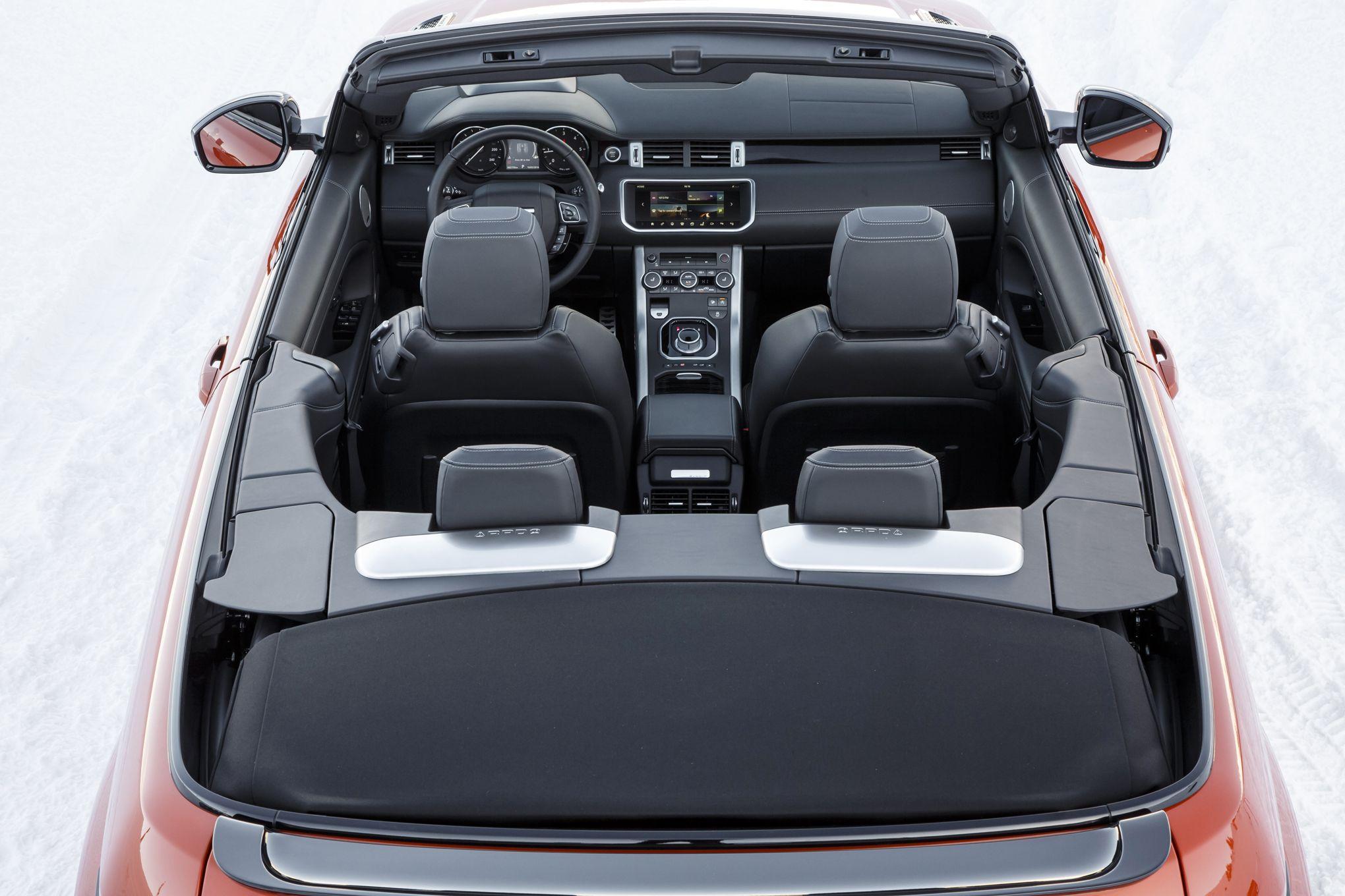 range rover evoque cabrio side angle 780—410