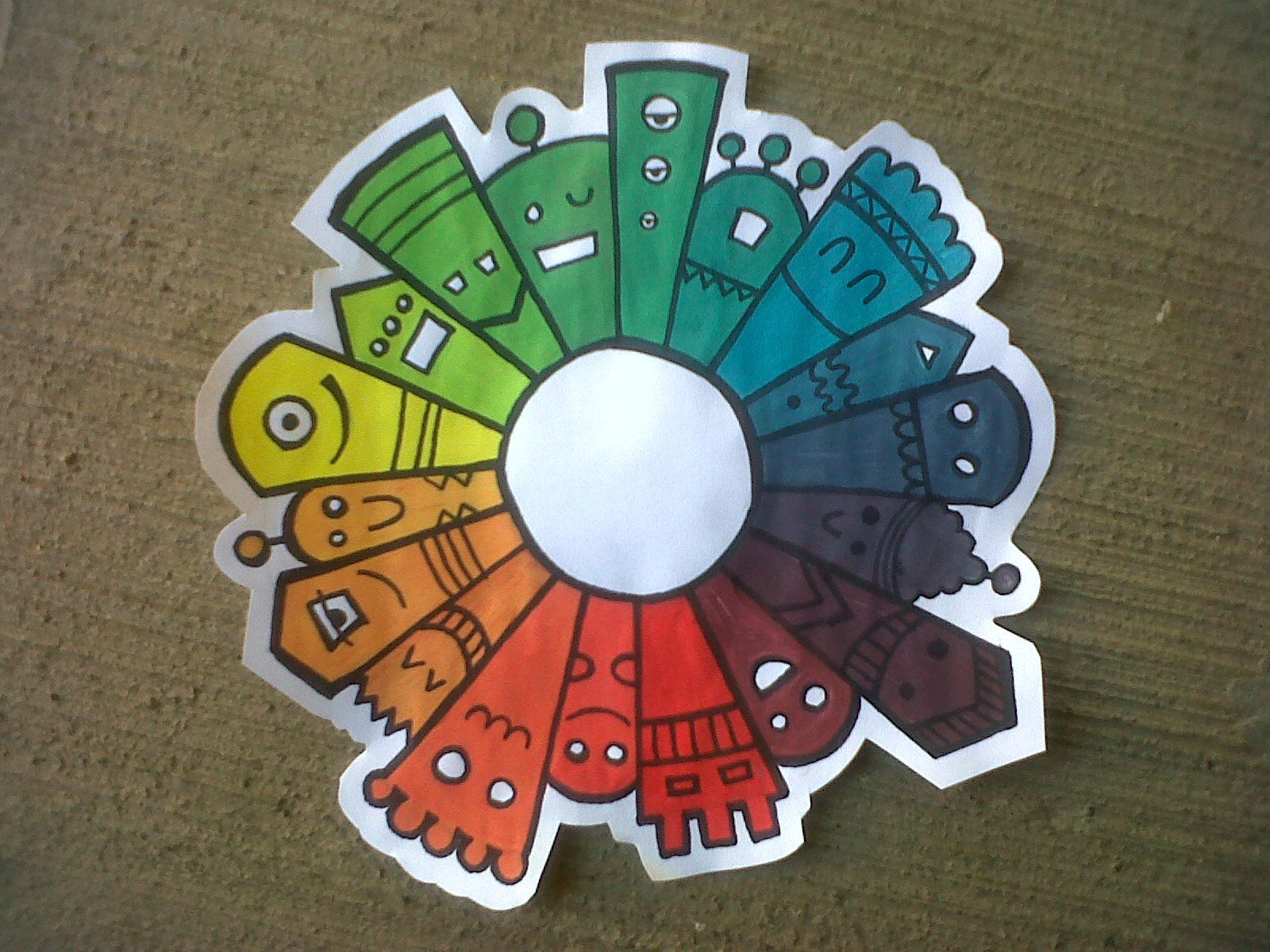 Color Wheel Lesson Color Theory Mixing Color All They Get For This Is The Primary Colors