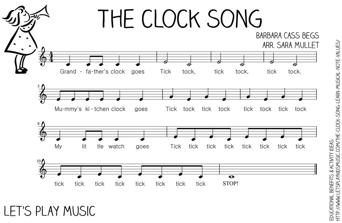 Clock Song 1 200 781 Pixels