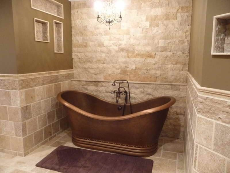 Installing Natural Stone Tile Like Marble, Slate Or