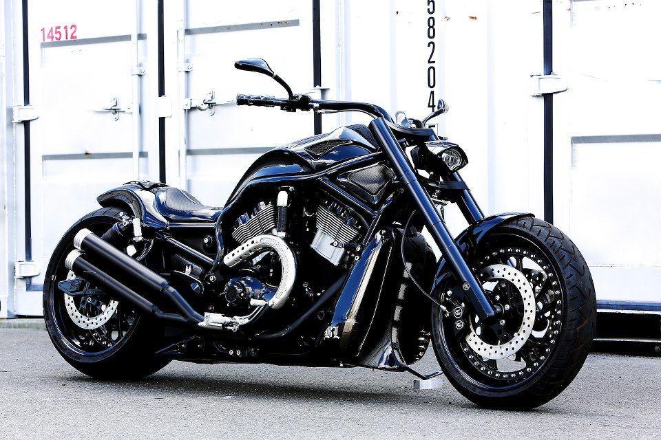 VROD 300 wide tire custom Sport/Cruiser Motorcycles