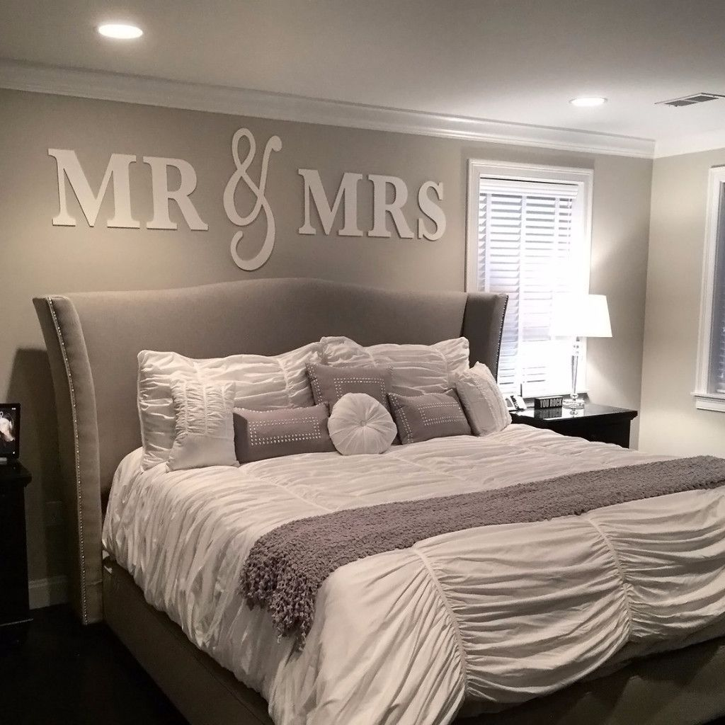 Mr Amp Mrs Wall Signs King Size