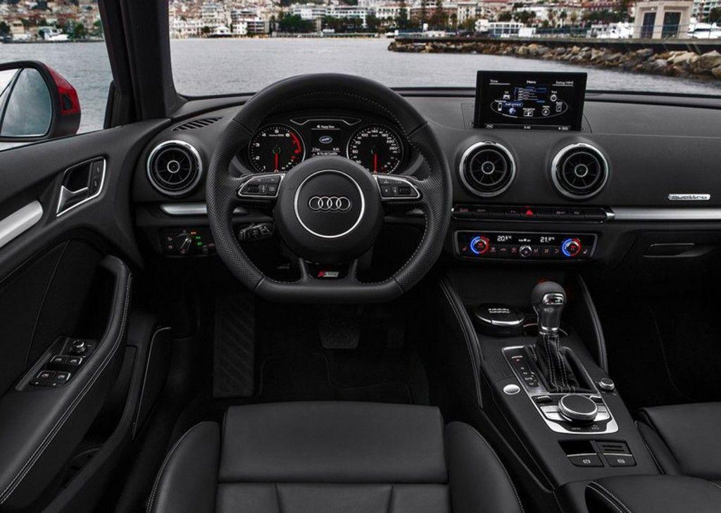 2014 Audi A3 Sportback SLine (Interior) Wallpaper 1