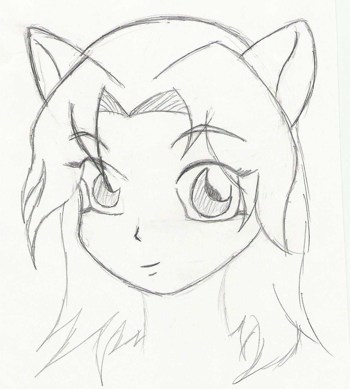 Anime Drawings Easy