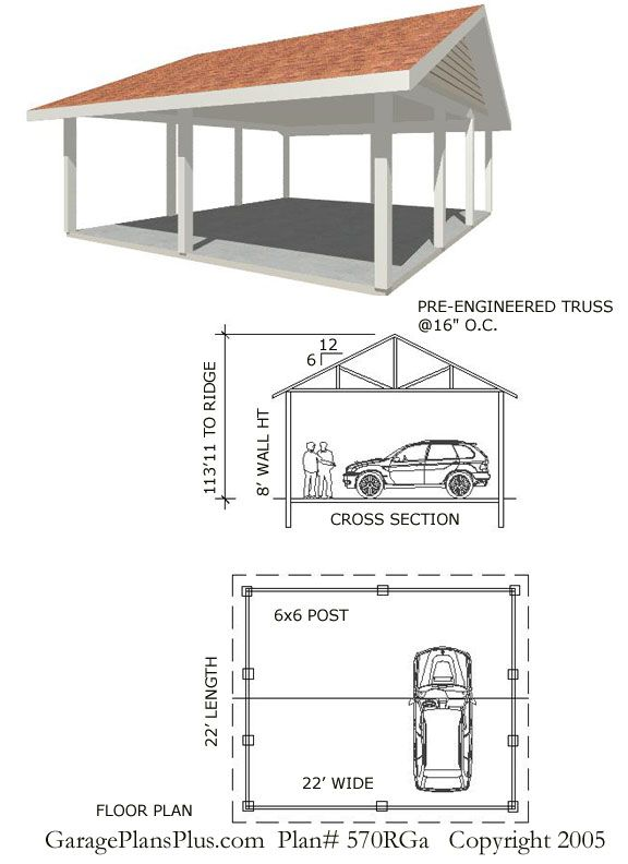 Carport Designs And Plans | Amazing House Plans