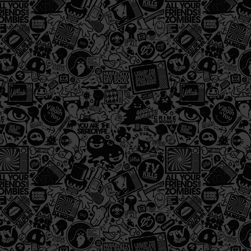 pop art culture texture pattern #retina #ipad #air #wallpaper