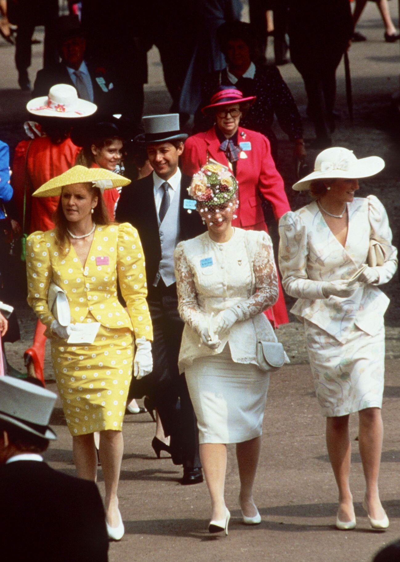 Princess Diana & Fergie Princess Diana and Duchess of