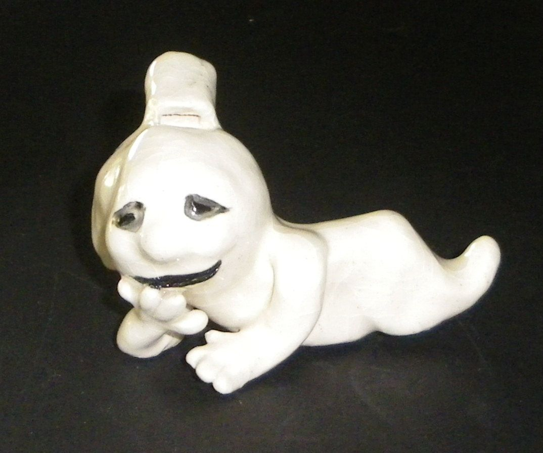Ghost Clay Whistle Clay Whistles Are A Great Creative