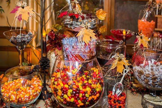 Halloween Cakes, Candy Corn