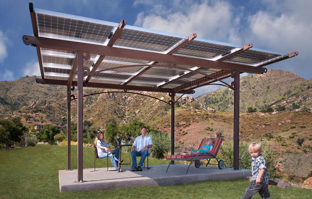 carport solar panel Google Search PV Carport / shed