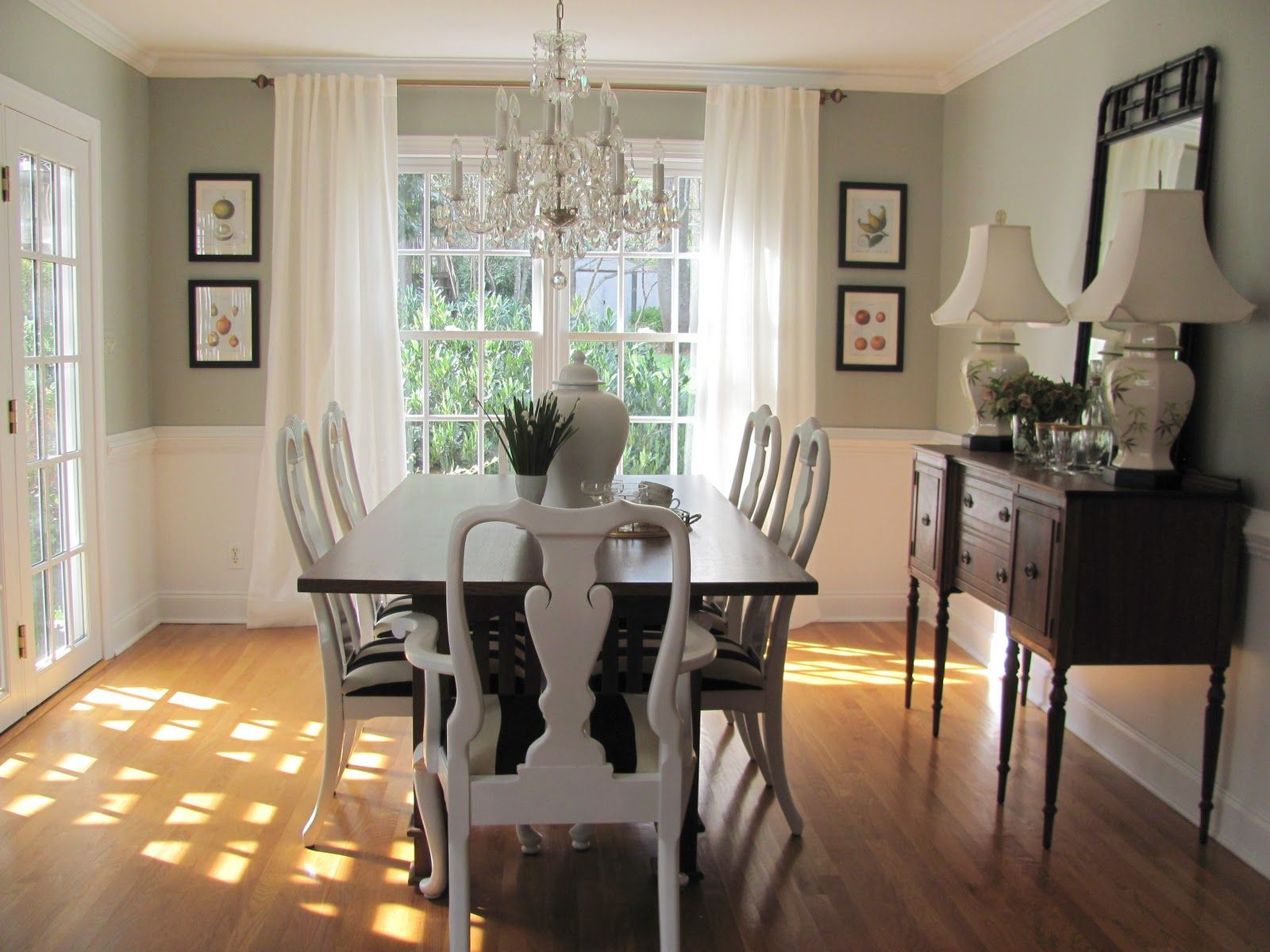 Living Room And Dining Room Color Combinations Home