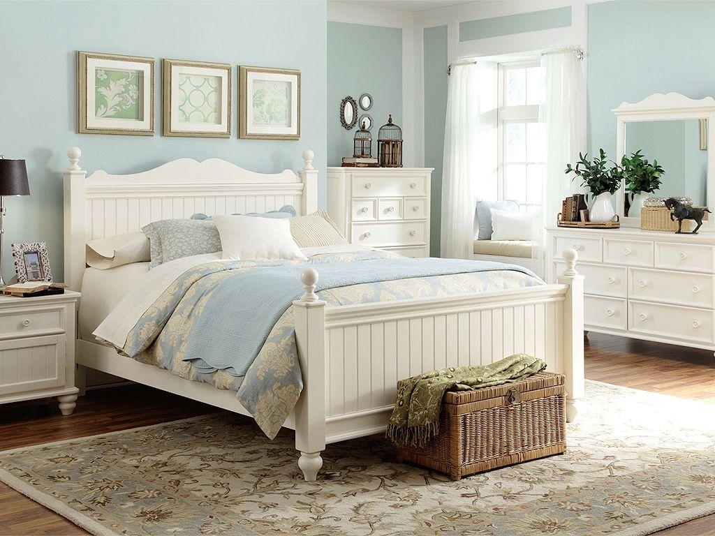 cottage bedroom idea furniture | beach house | pinterest | white