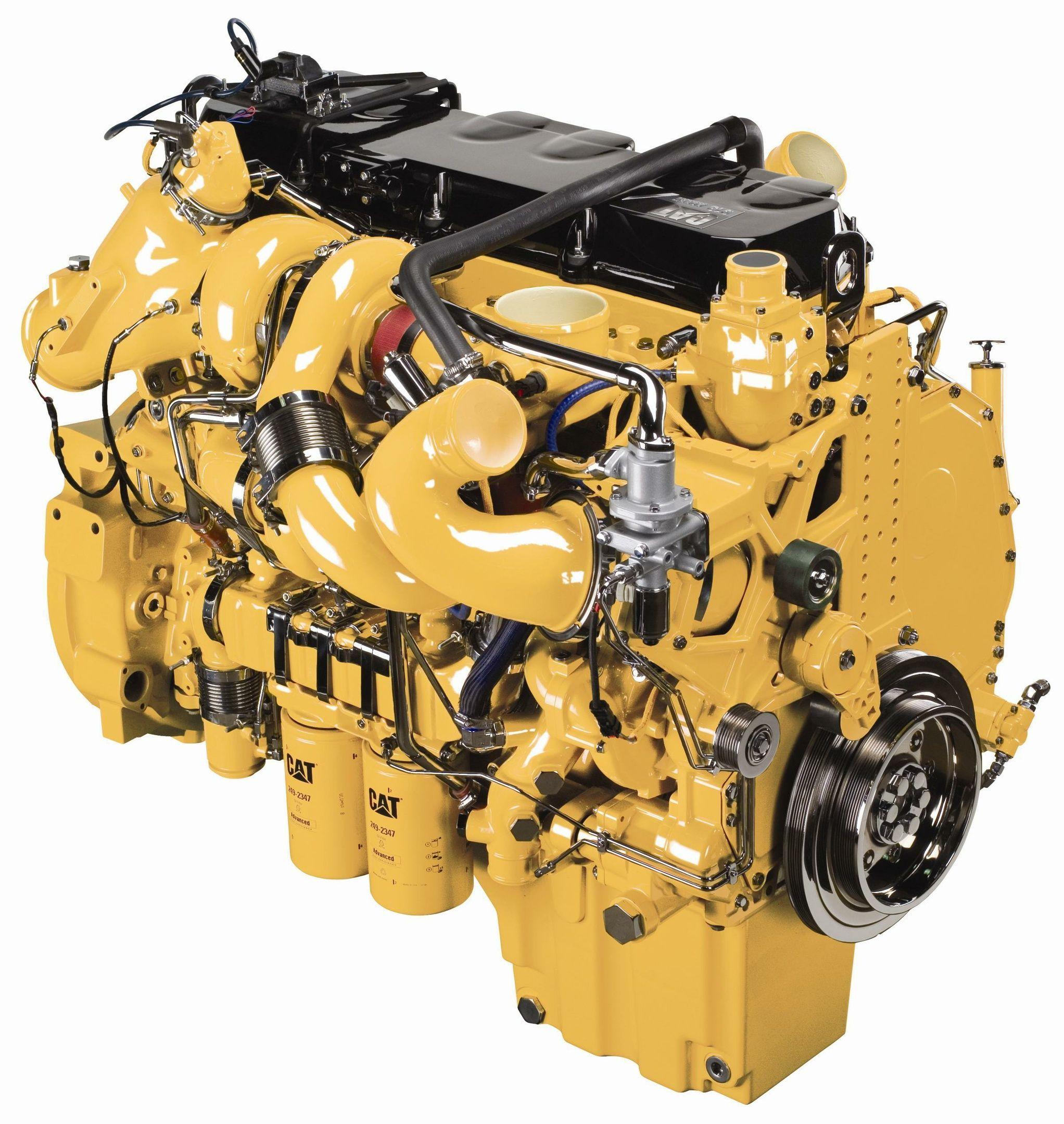 Cat Caterpillar C11, C13, C15 Truck Engine Troubleshooting