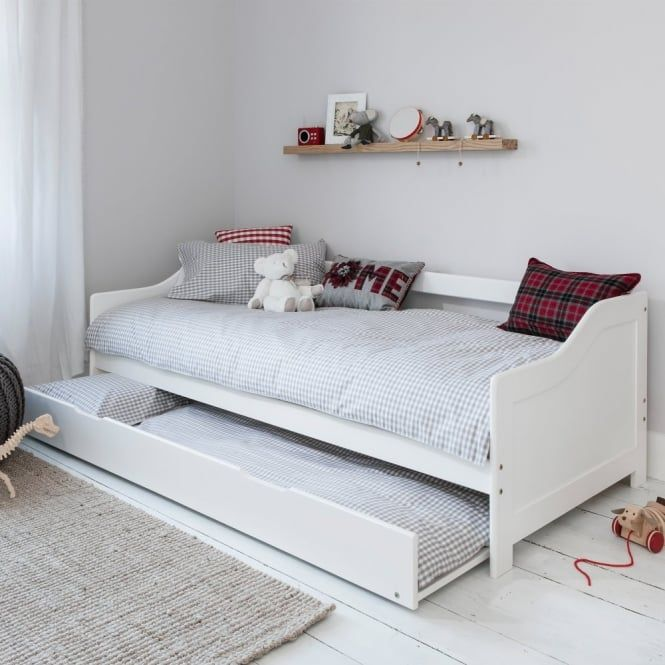 Day Bed Single With Underbed In White 2 Beds 1 Our Kitchen Home