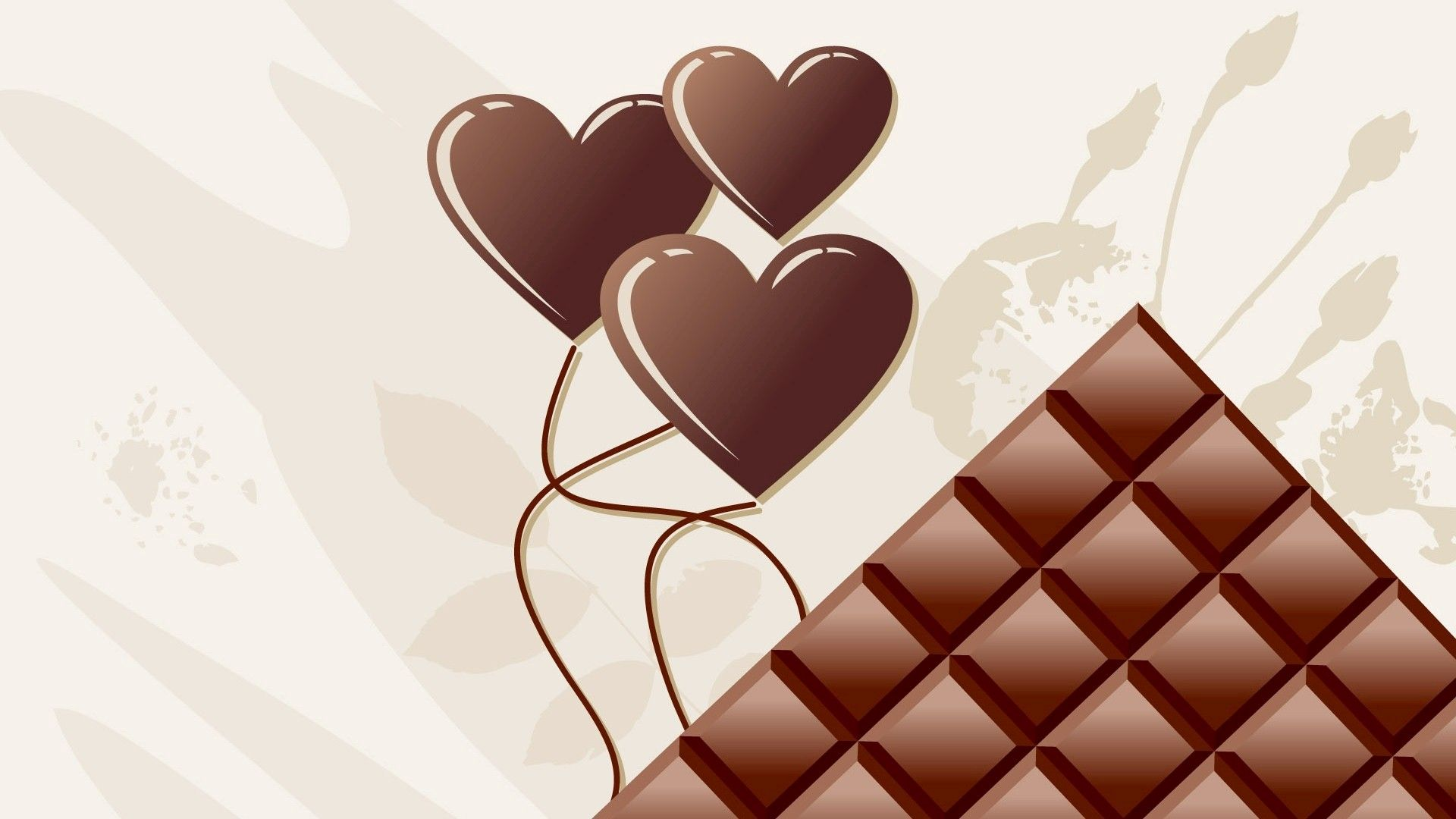 chocolate heart   wallpaperhd.in   pinterest   more chocolate