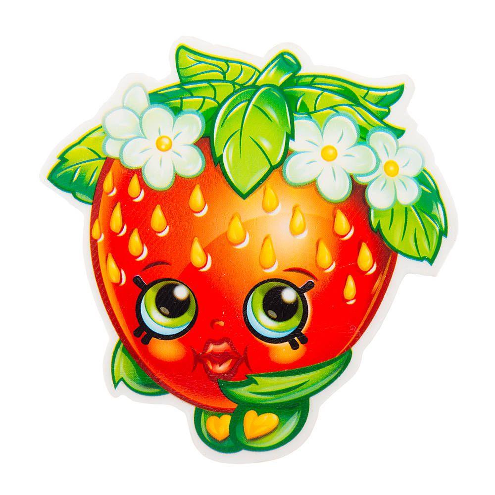Shopkins Strawberry Kiss Giant Eraser Gift Ideas
