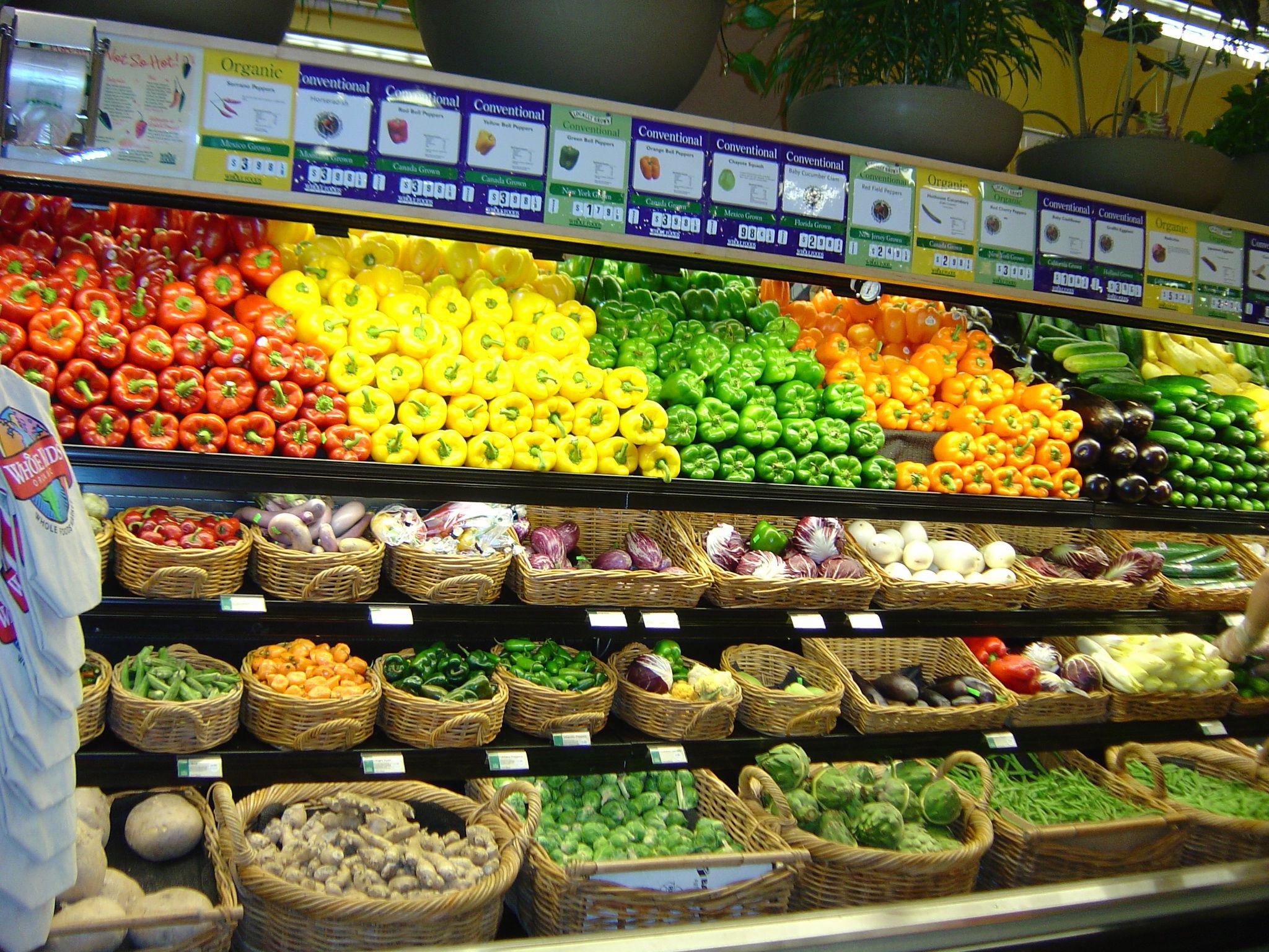 Whole Foods Market, NY Yummy Pinterest