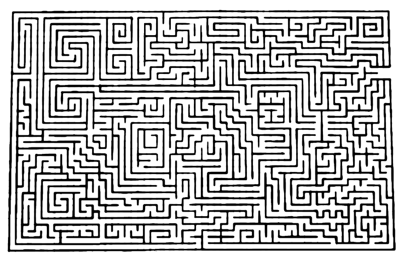 maze template maze coloring pages printable easter bunny and carrotmaze and the o 39 jays on pinterest