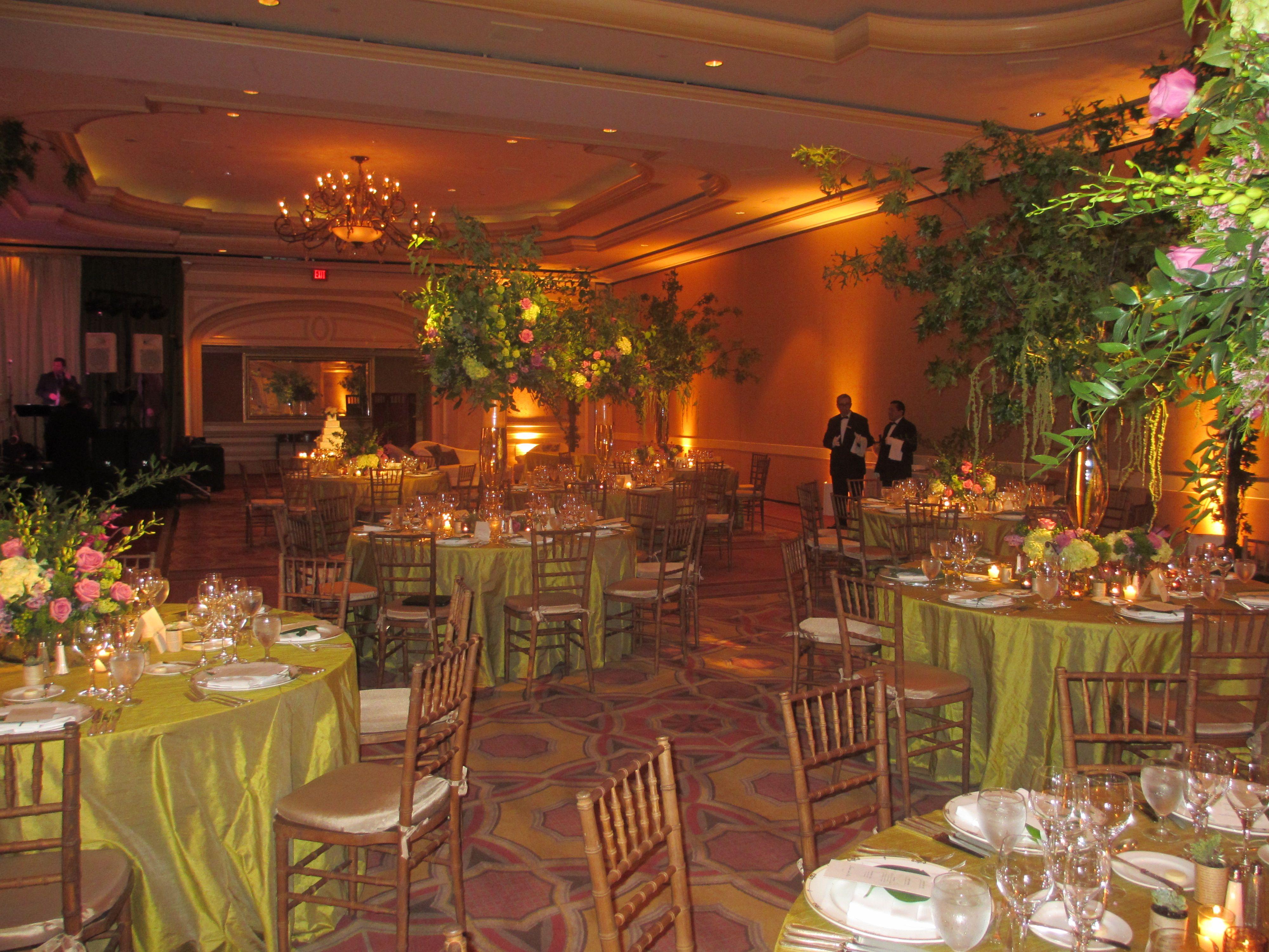 Enchanted Garden Themed Wedding Themed Events
