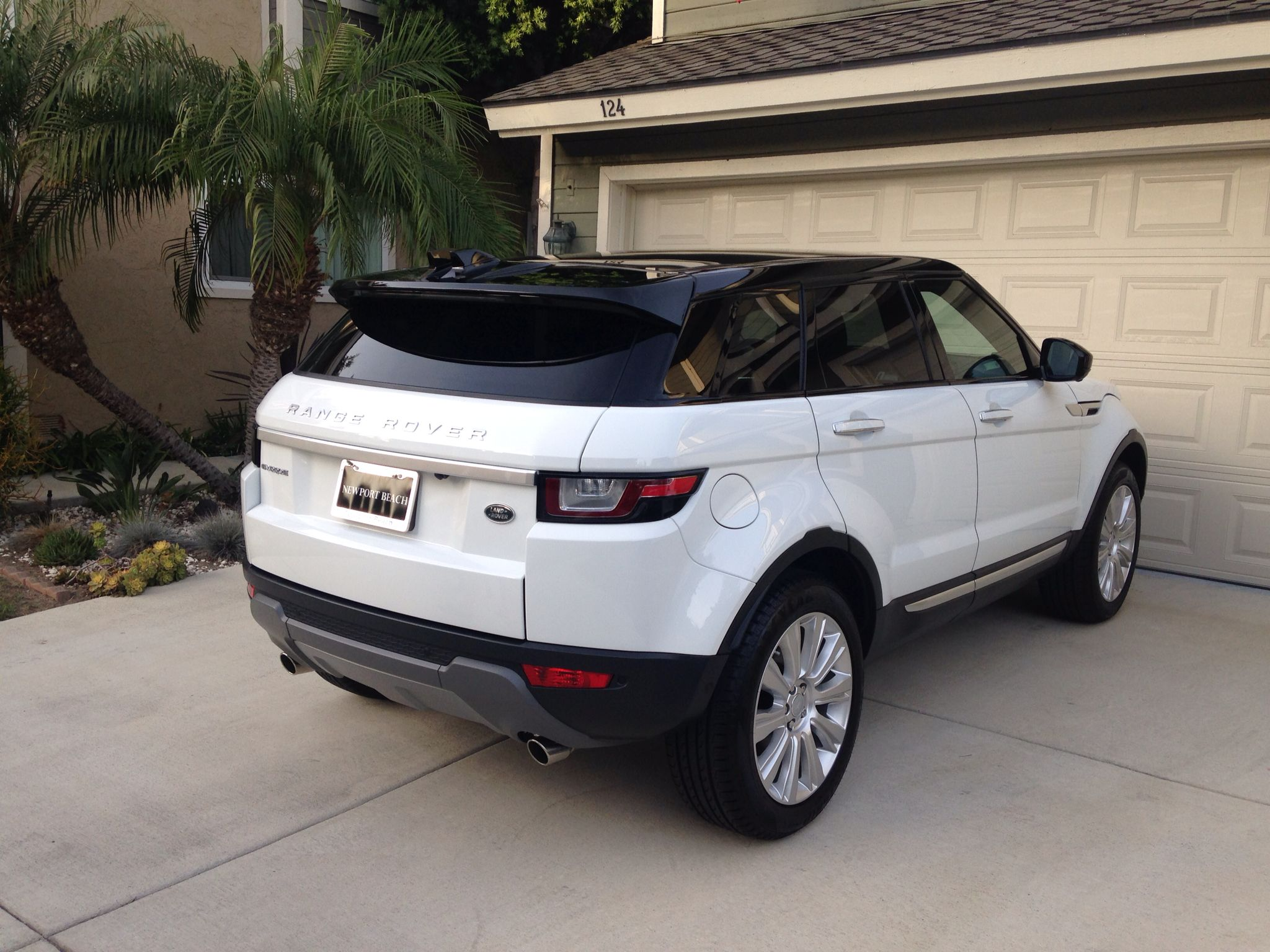 2016 Range Rover Evoque HSE fully loaded So stoked