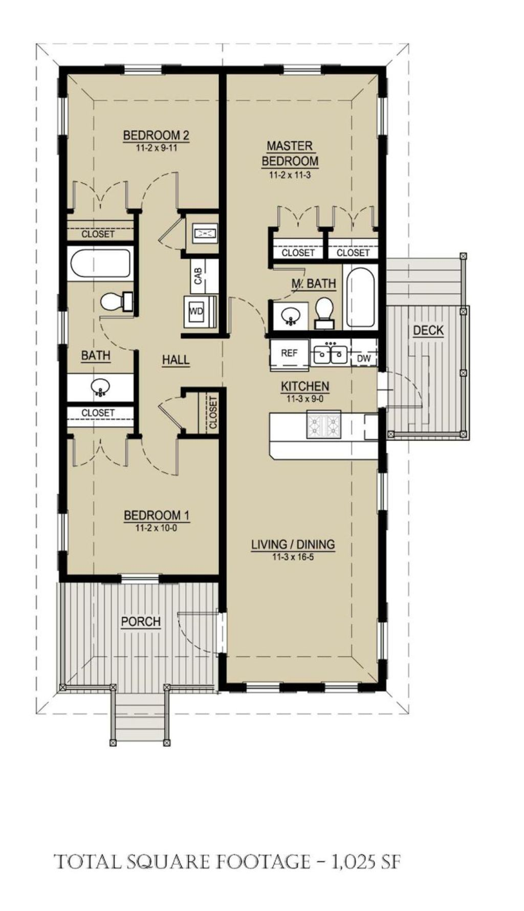 simple 3 bedroom house plans without garage ~ descargas-mundiales