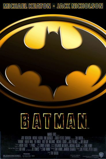 Resultado de imagen para Batman(1989) movie poster official