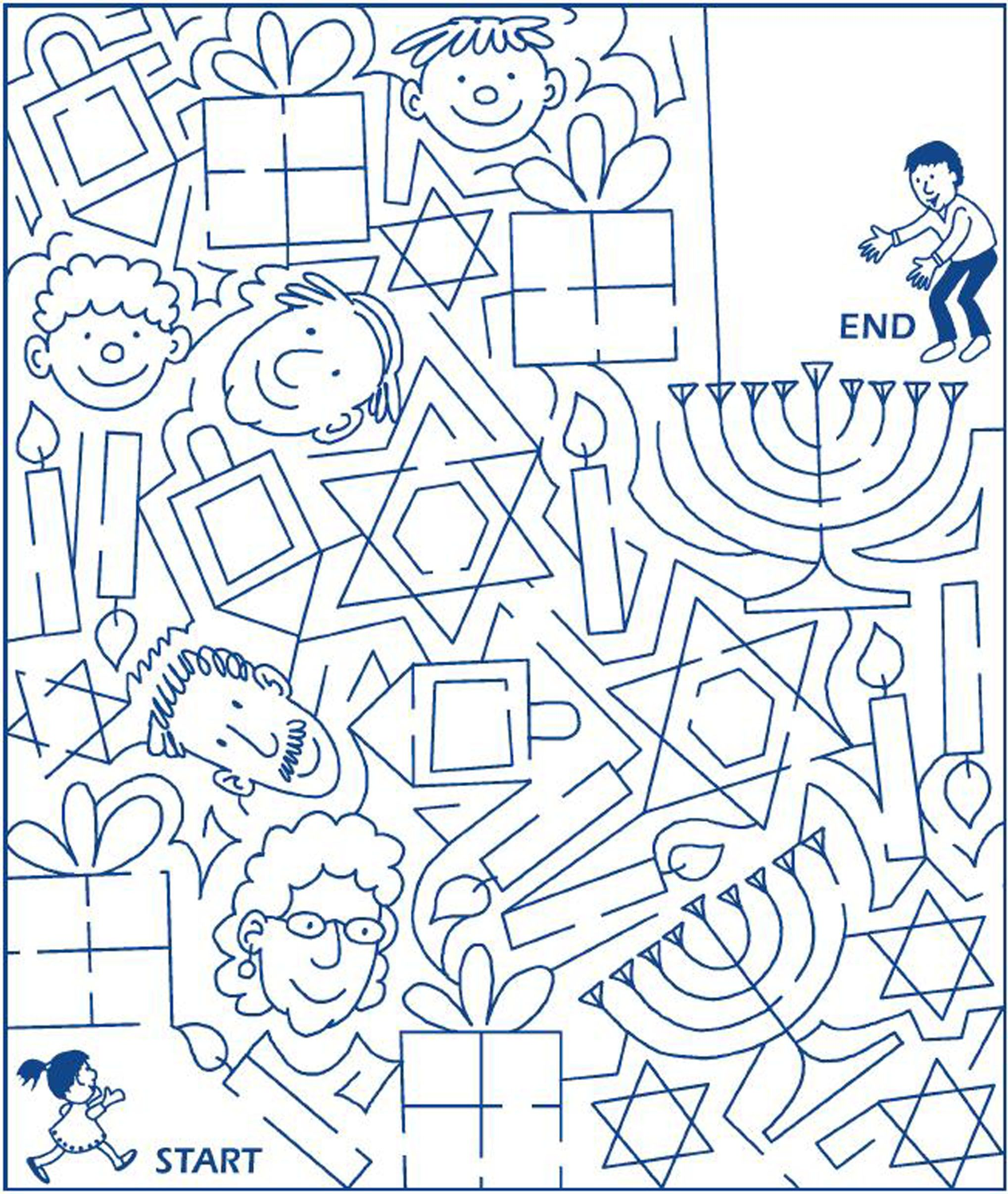 Worksheets Chanukah Math For Preschool Worksheets Best