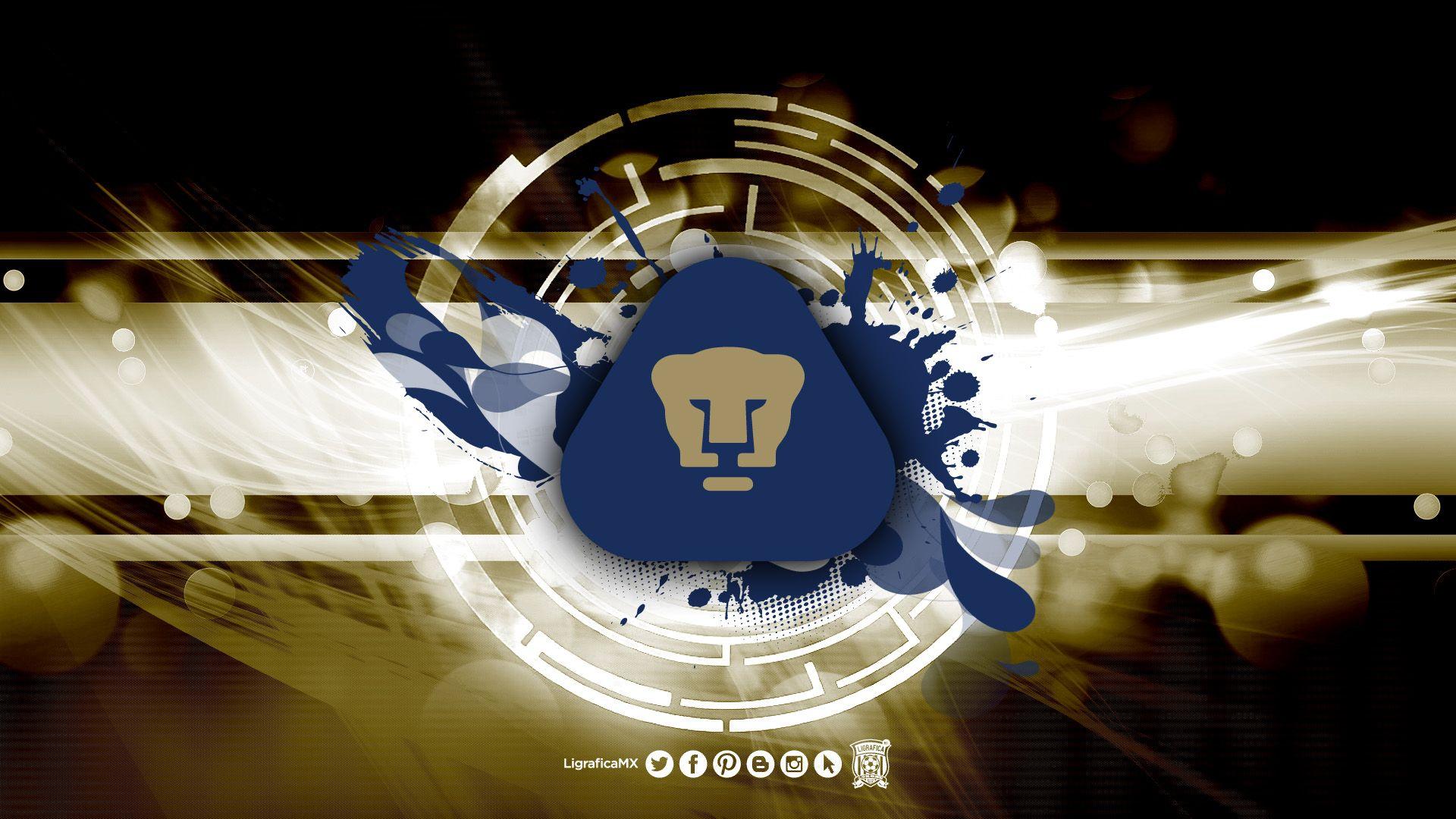 Pumas UNAM • LigraficaMX 030314CTG(1) ElFútbolNosInspira