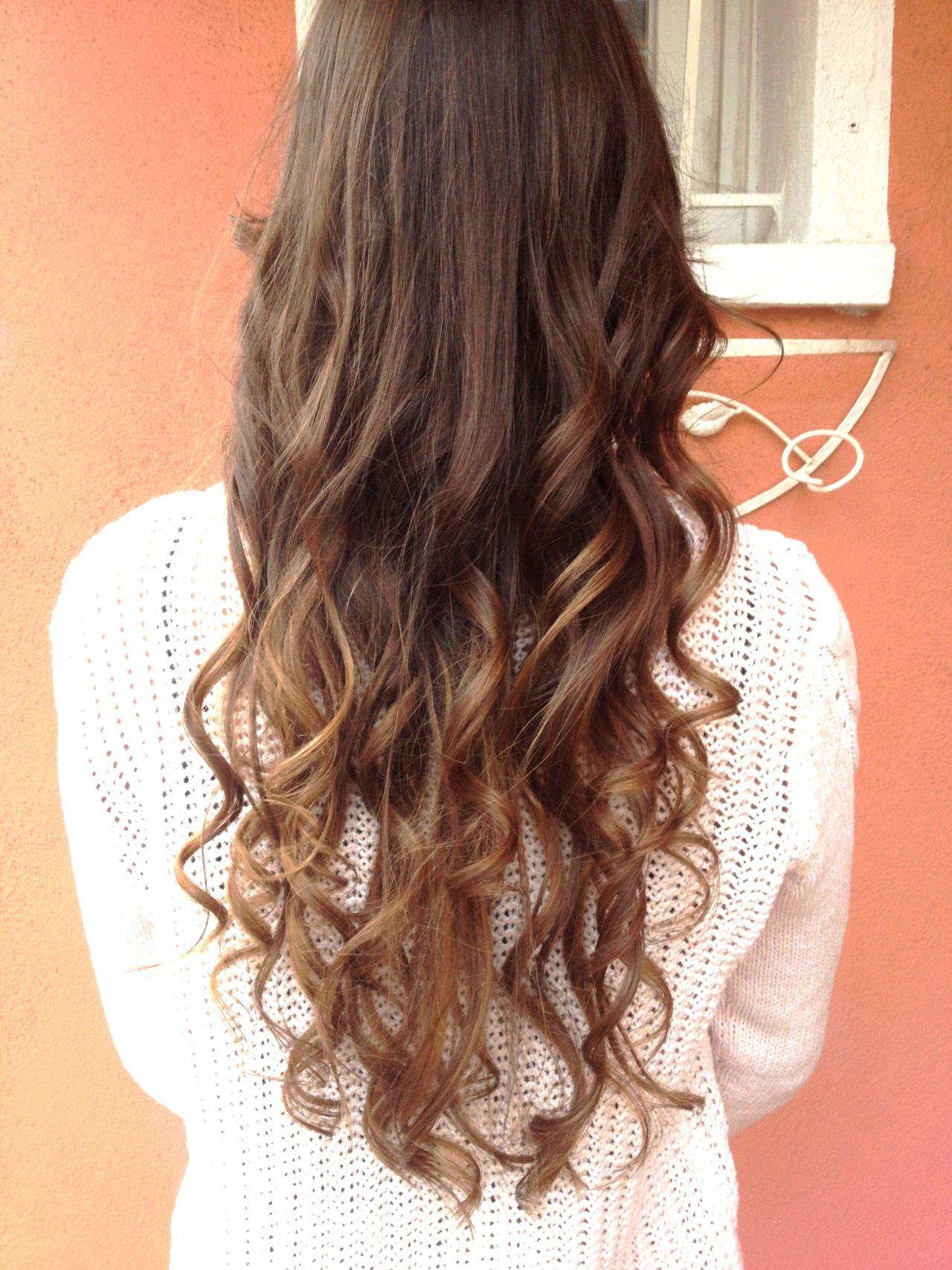 Amazing Long Hair Hairstyles Pinterest