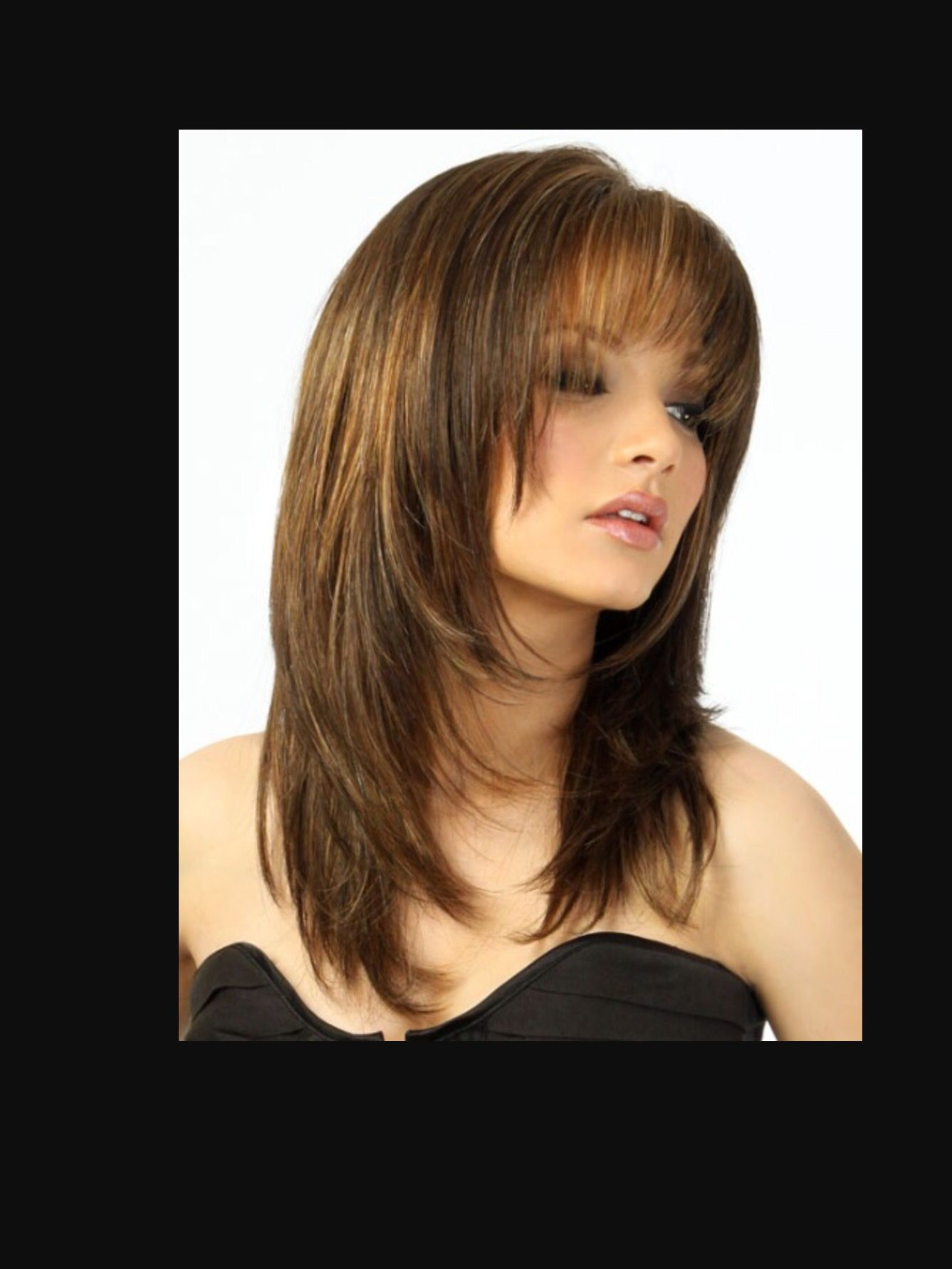 Pin by Maya Anderson on Fringe hair cut Pinterest