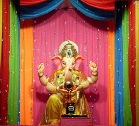 Here Are Some Simple Easy Ganesh Chaturthi Decoration Ideas For Home These Ganpati At New Fresh Creative And Innovative