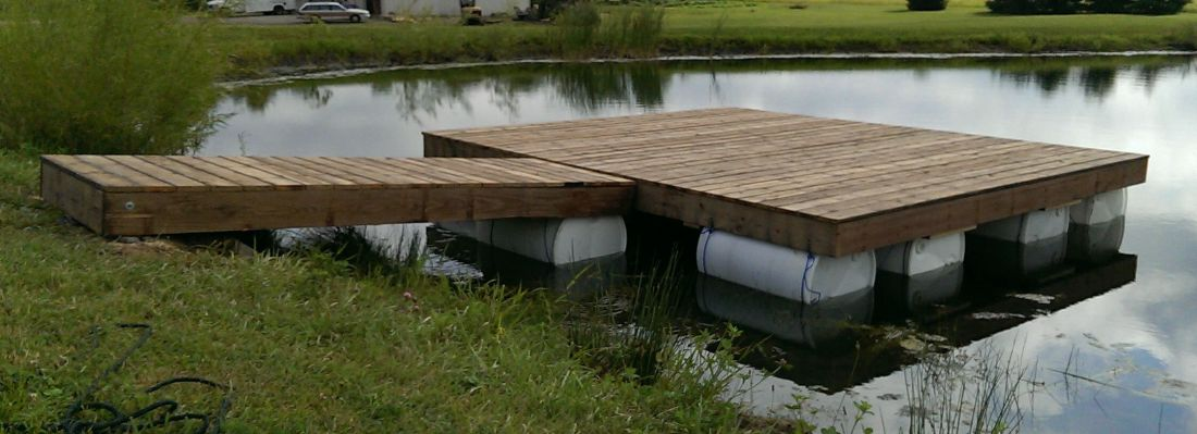 4000 floating dock completed questions observations