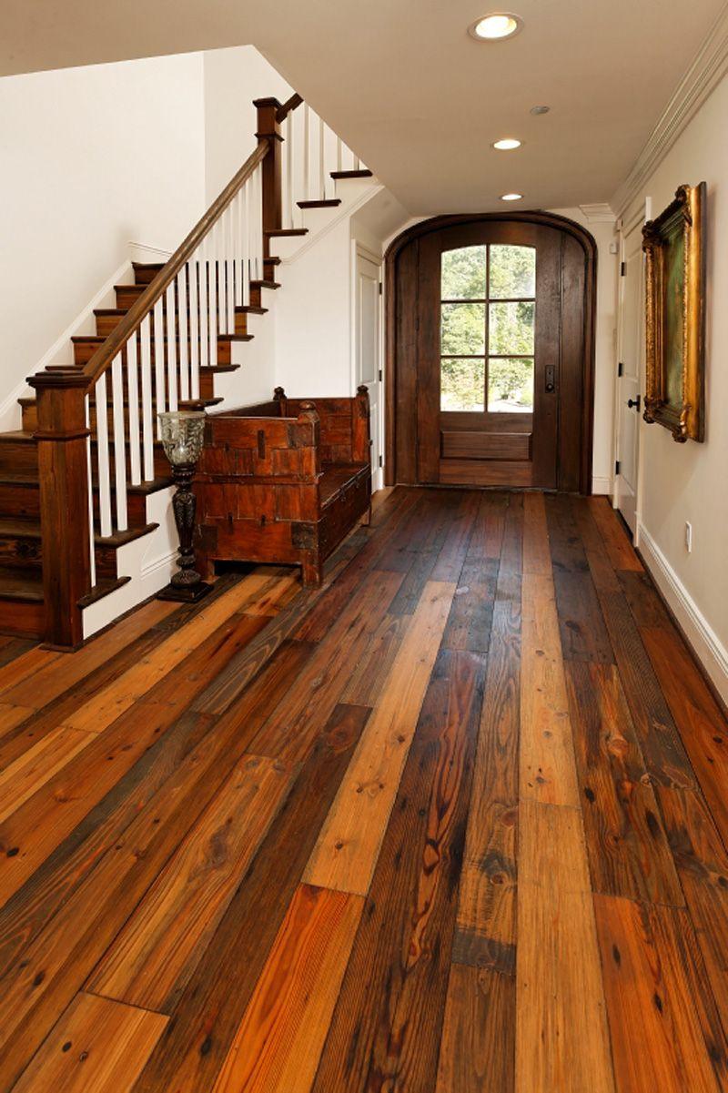 Evening espresso (20 photos) Wide plank, Pine flooring