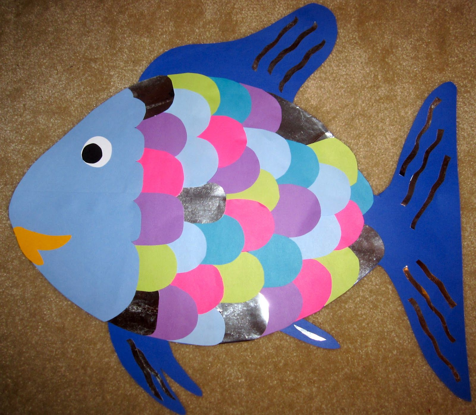 Adventures Of Ms Smith Rainbow Fish A Lesson On
