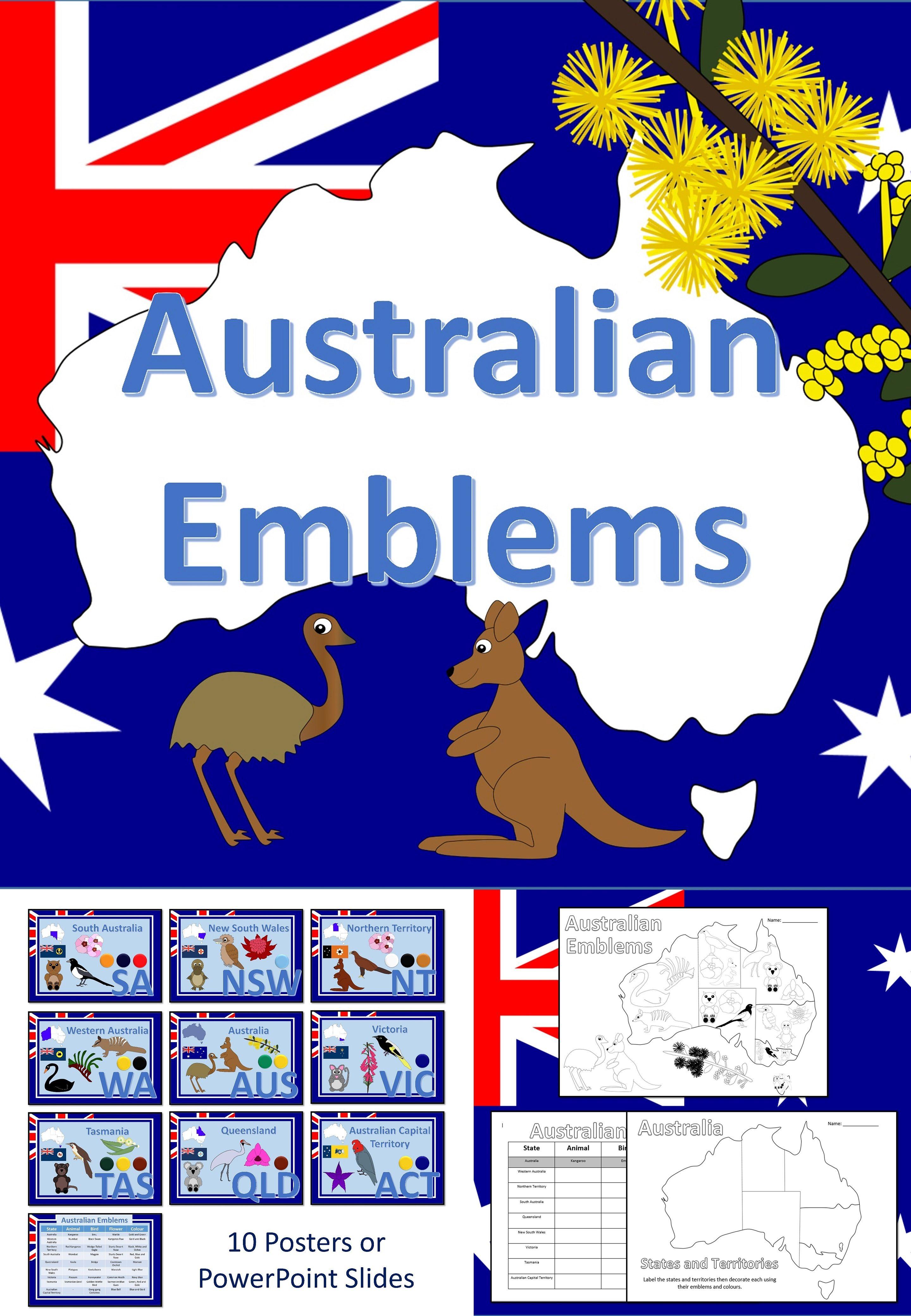 Australian Emblems