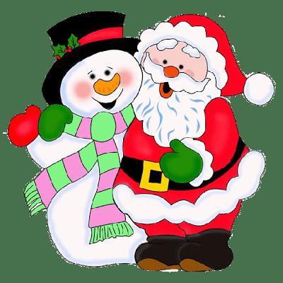 Santa Claus Xmas Clip Art Christmas Clip Art Pinterest