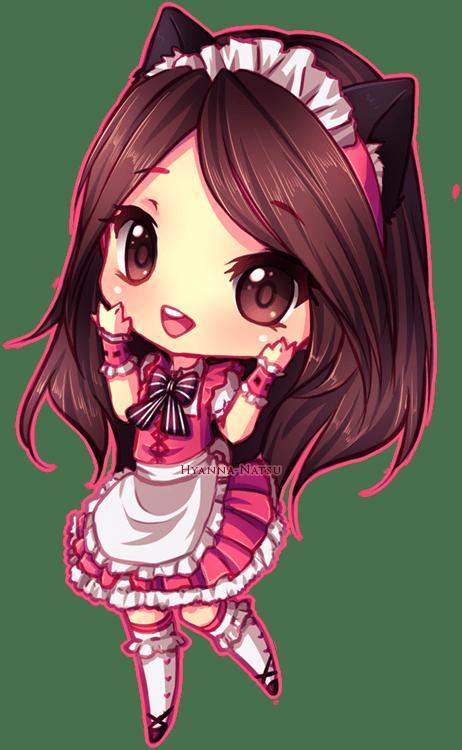 C Jenny by HyannaNatsu on DeviantArt so cute chibi