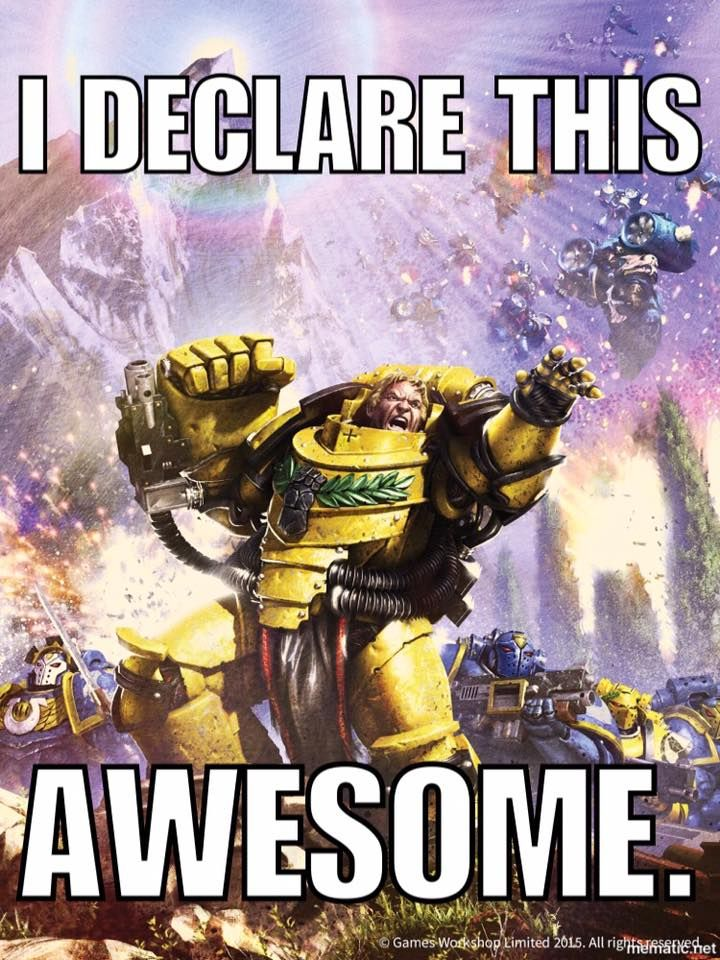 cool guys nation Warhammer/40K MEMEs Pinterest