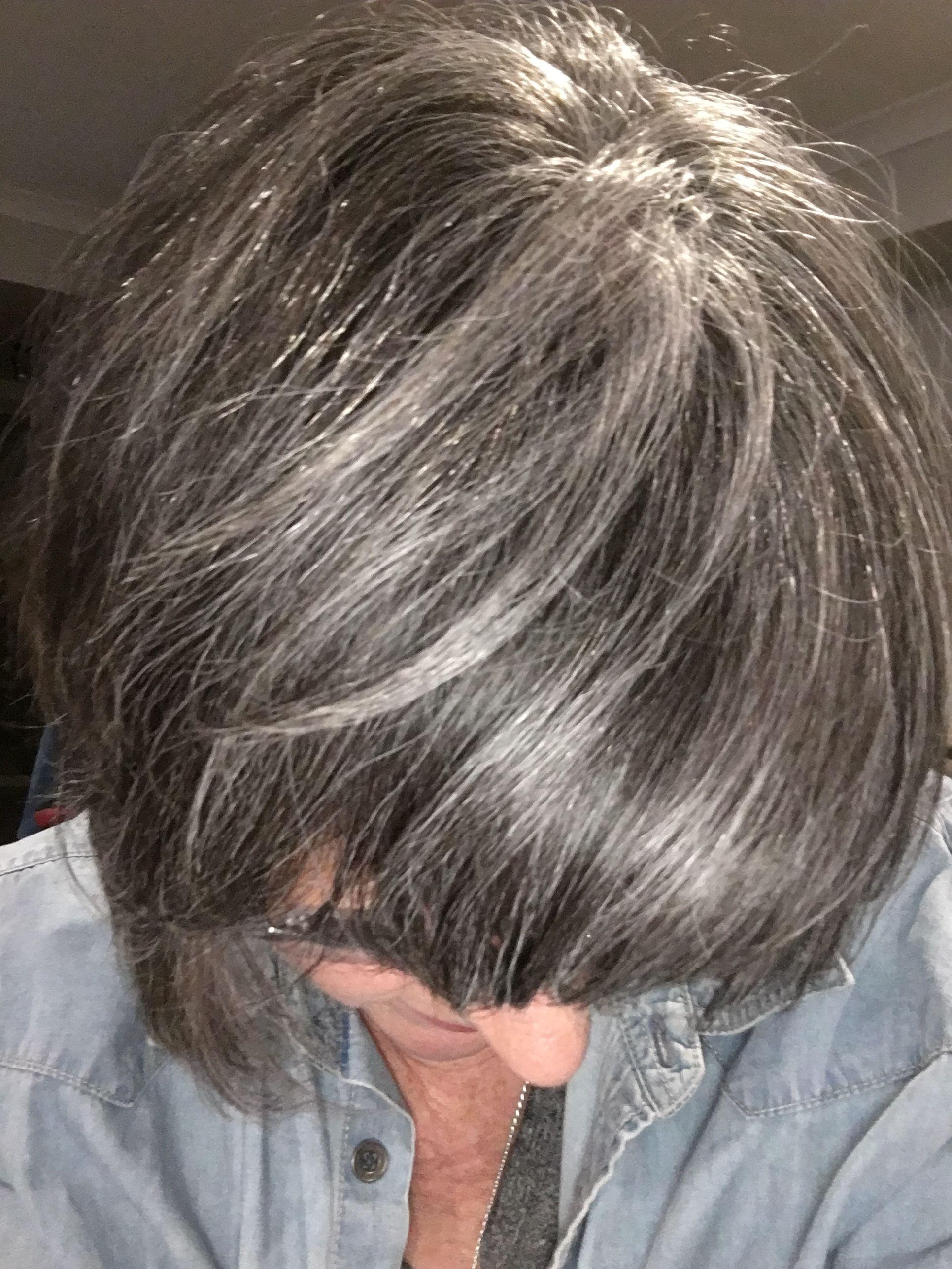 Gray Hair Gray Hair Pinterest