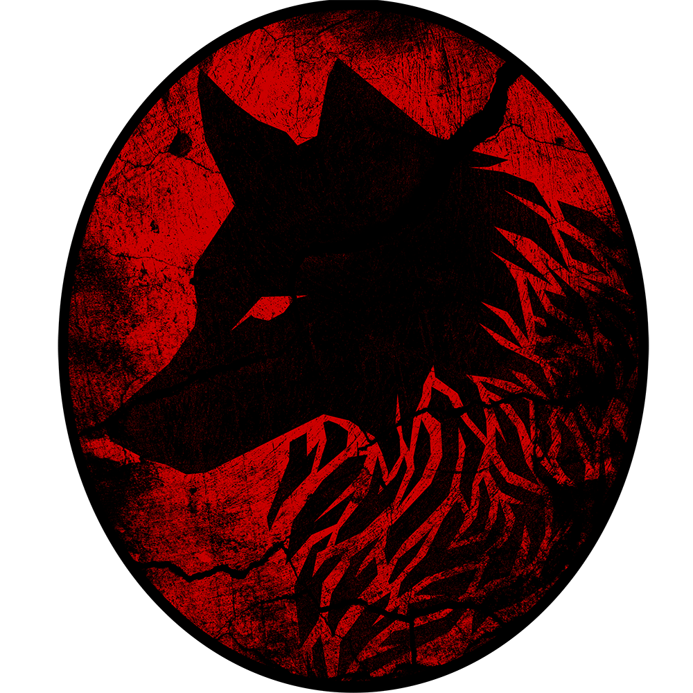 Wolf draft 3. RED Wolf Emblem Drafts Pinterest Wolf