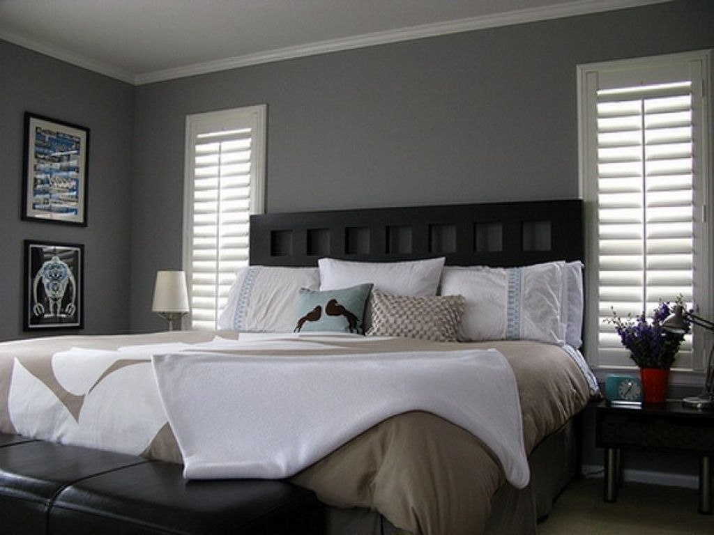 gray bedroom | deco design n diy - indoor | pinterest | gray