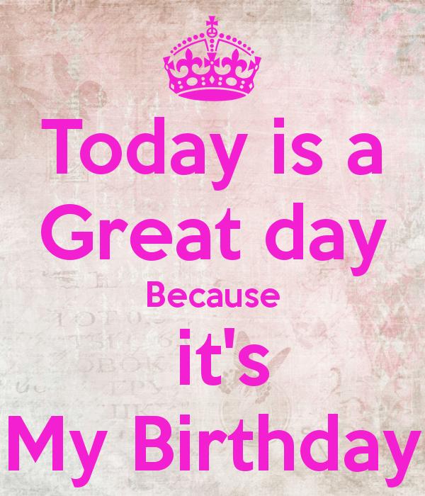 today is my birthday Art & Wall Art Pinterest