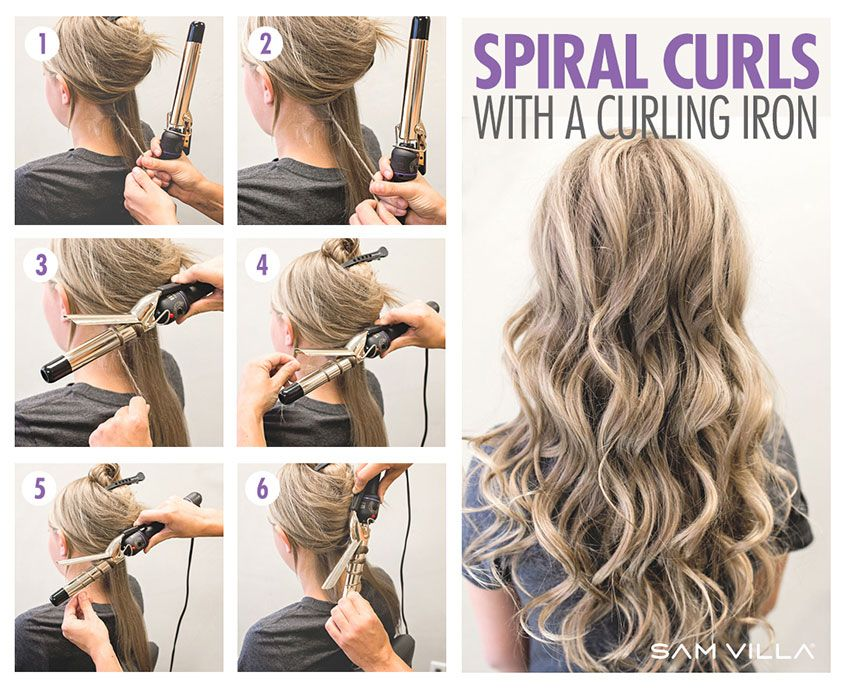 Before You Buy Our Curling Tong Learn How To Curl Your