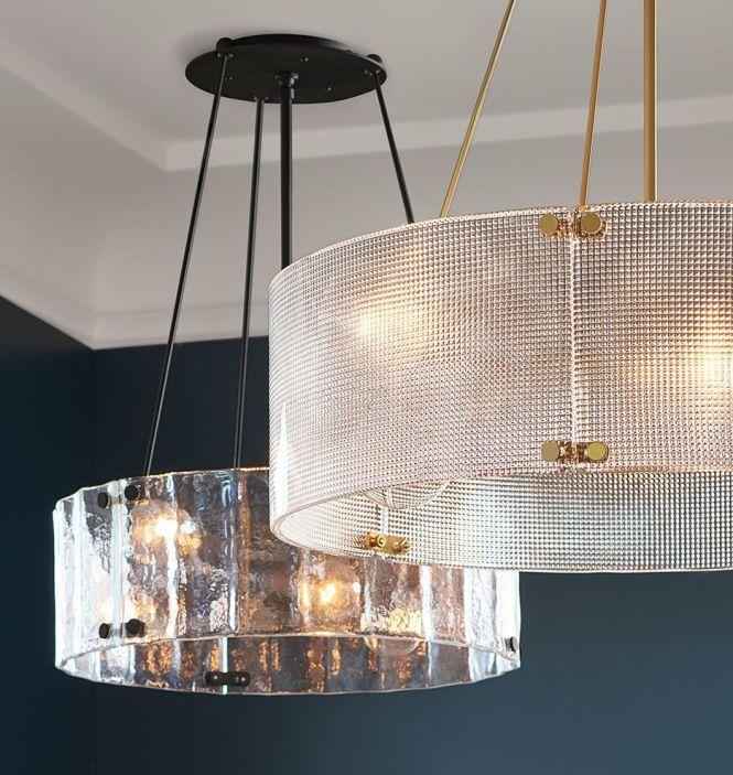 Willamette 32 Diamond Glass Chandelier