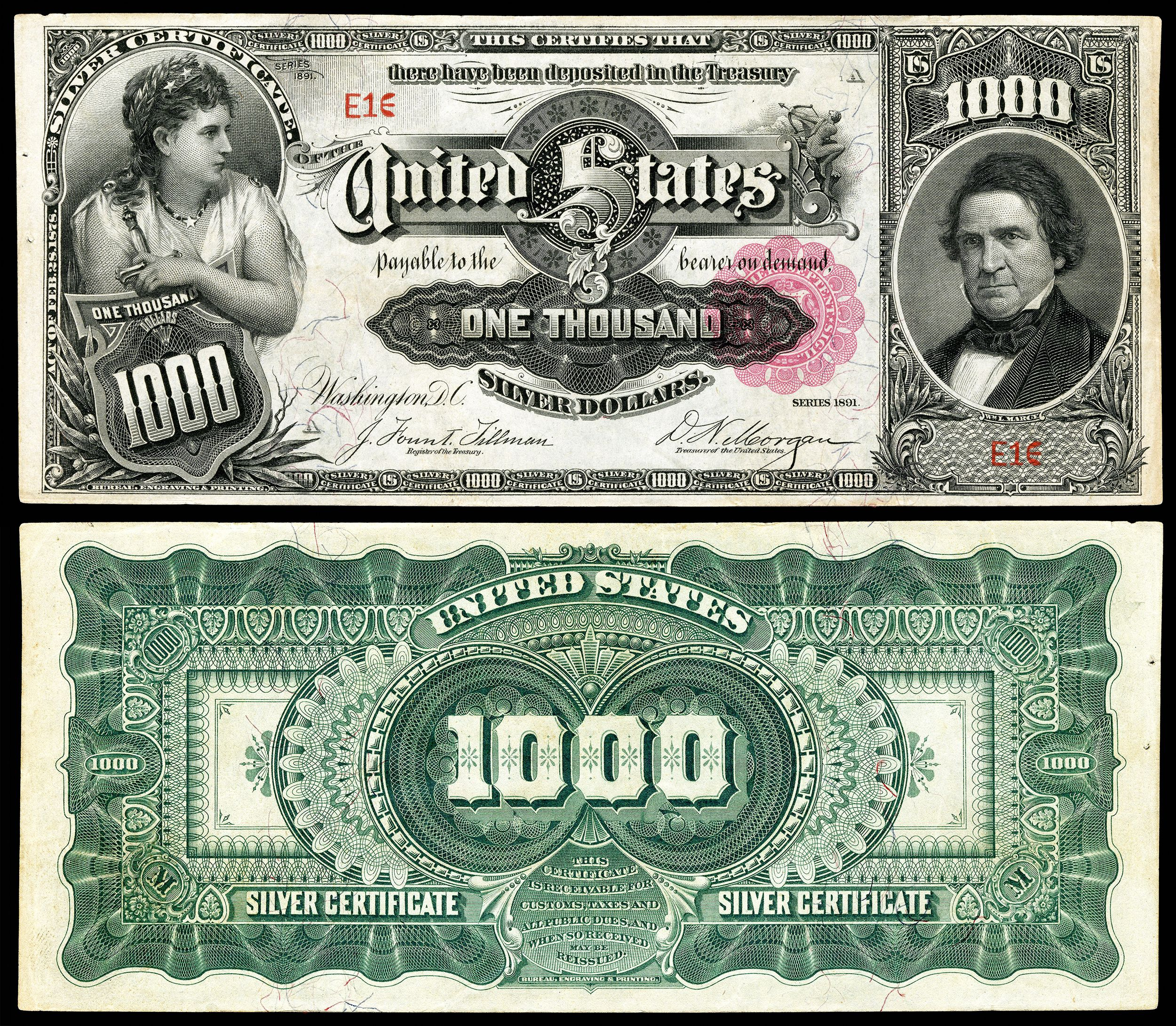 Dollar Bill Series