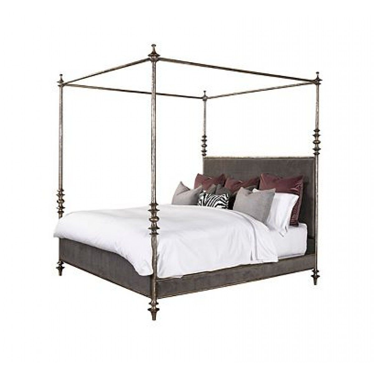 Henredon Collection Lafayette Metal Canopy California