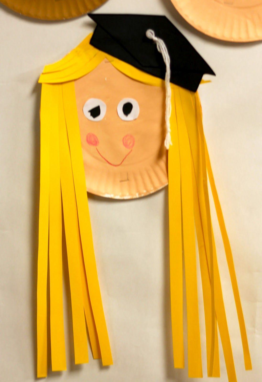 Worksheet Preschool Graduation Caps